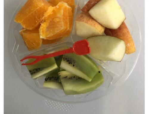 季節のフルーツを開始しています。