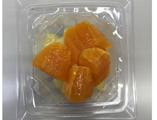 季節の果実を開始しています。